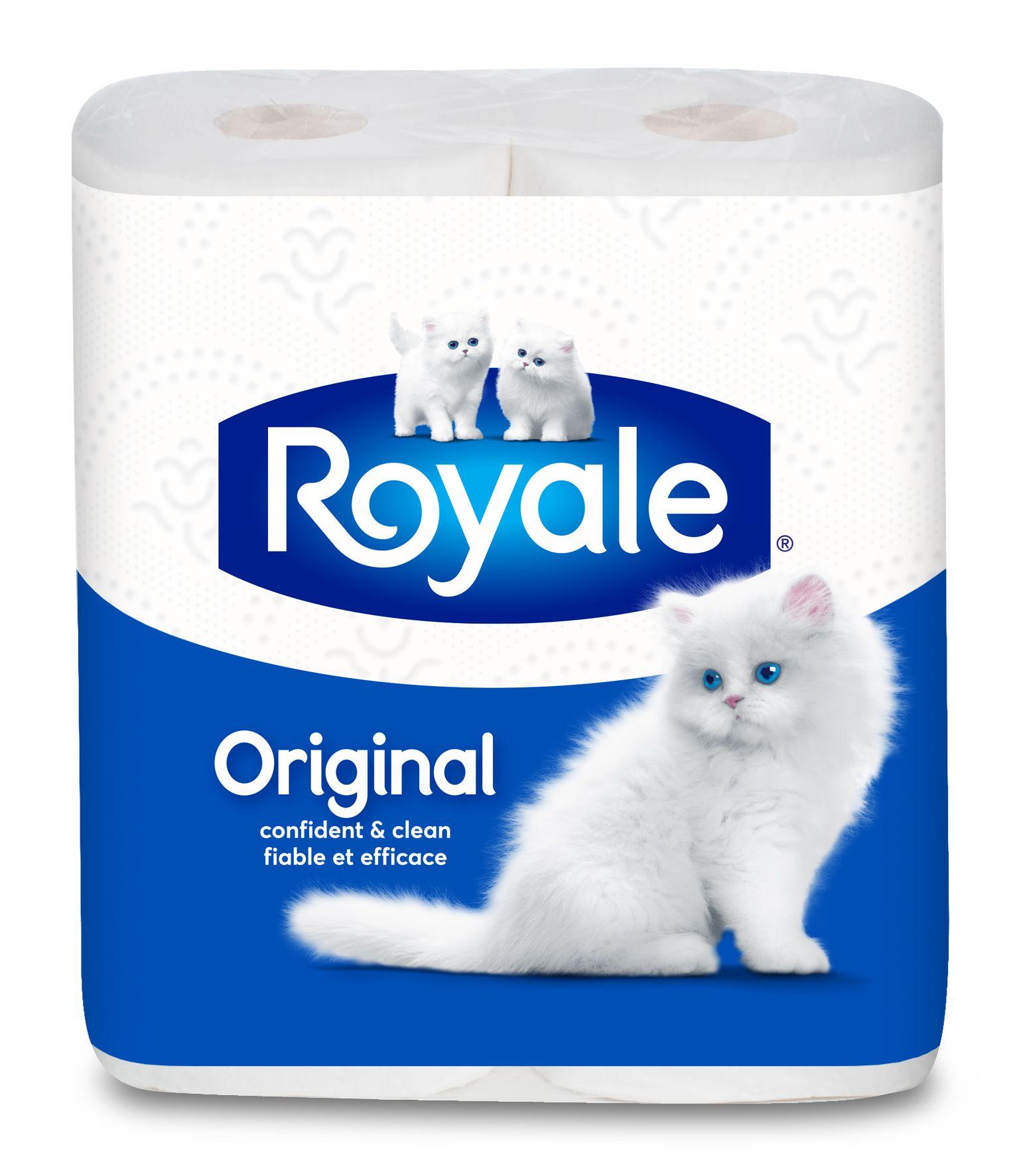 Original, rouleaux ordinaires pack