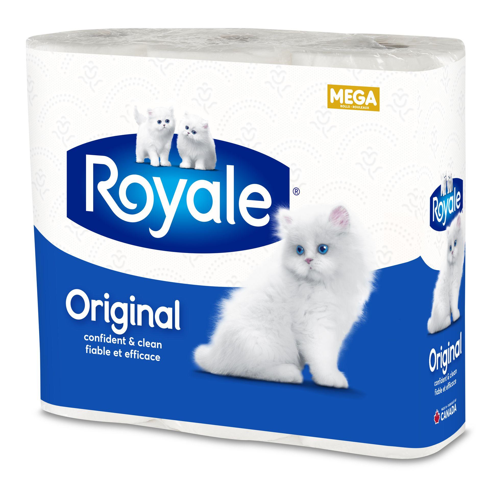 Original, rouleaux Mega pack