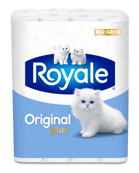 Original Plus, gros rouleaux pack