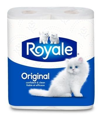ROYALE® Original Regular Rolls