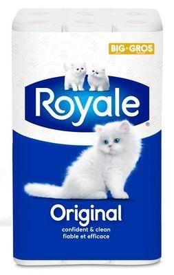 ROYALE® Original, gros rouleaux