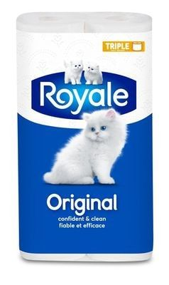 ROYALE® Original Triple Rolls