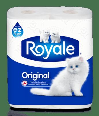ROYALE® Original, rouleaux ordinaires