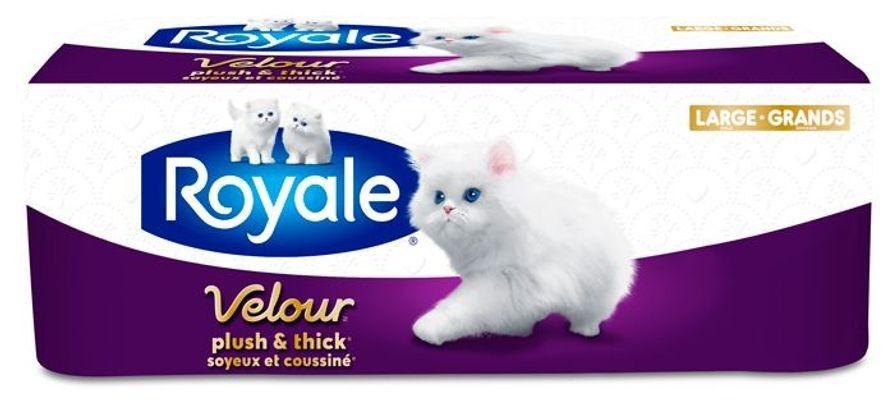 ROYALE® Velour® Large Rolls