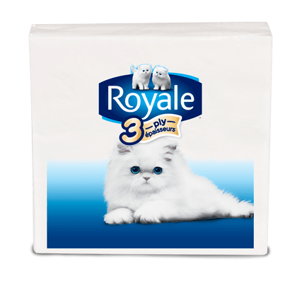 ROYALE® 3‑Ply Napkins